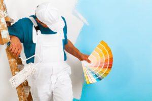 Pintor en Caldes de Montbui